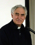Padre Luciano Mazzocchi (cappellano della comunità cattolica giapponese di Milano)