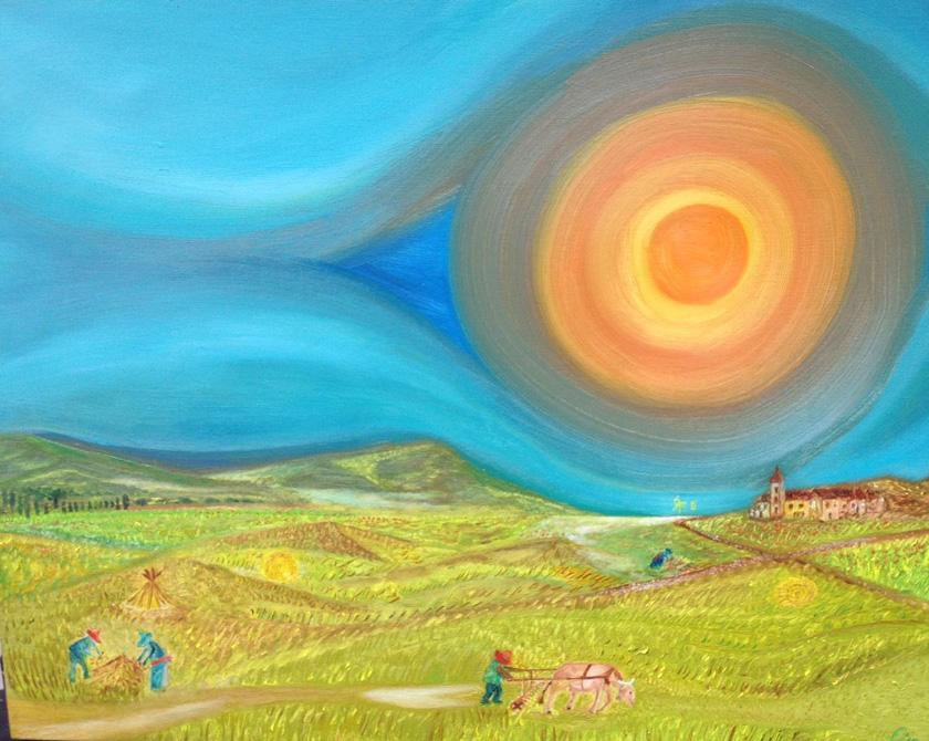 Conosciuto 10/02/15: Poesia ispirata ad un dipinto di Siniscalchi | GIUSEPPE  OR75